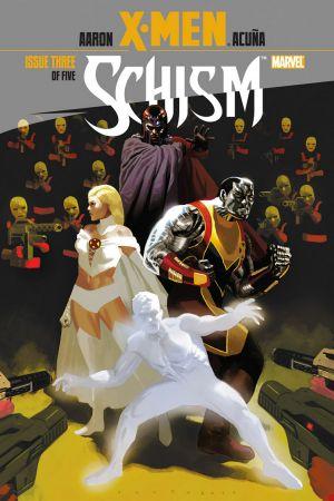 X-Men: Schism #3