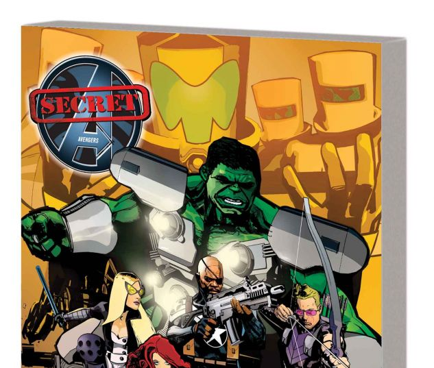 SECRET AVENGERS VOL. 2: ILIAD TPB (MARVEL NOW)