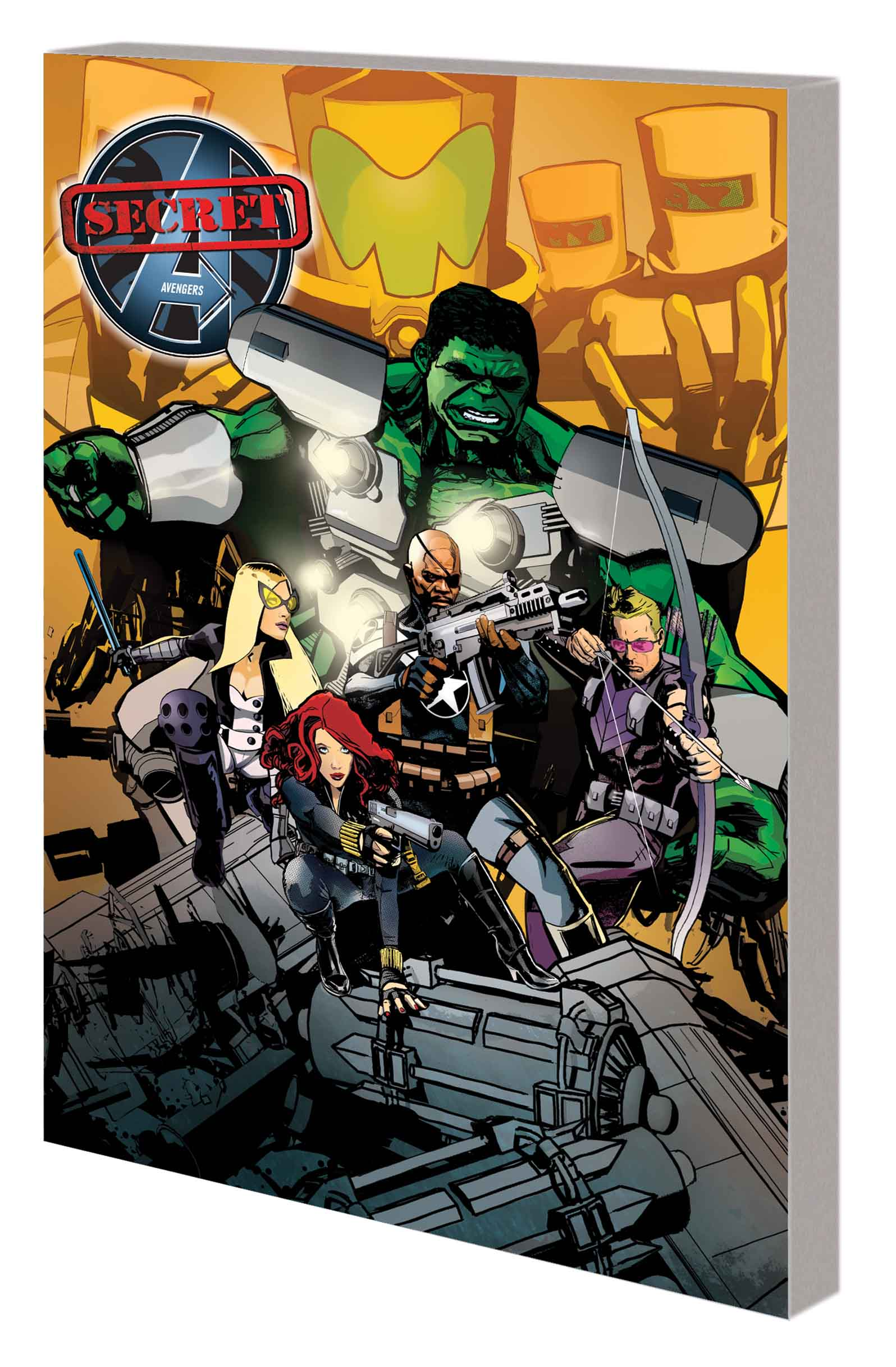 Secret Avengers Vol. 2: Iliad (Trade Paperback)