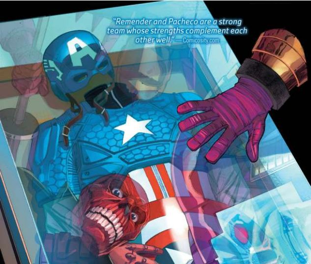 Captain America Vol. 5