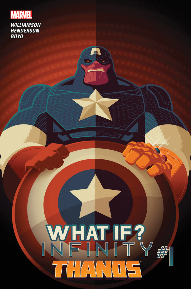 What If? Infinity- Thanos (2015) #1