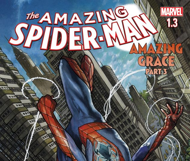 cover from Amazing Spider-Man: TBD Series (2015) #3