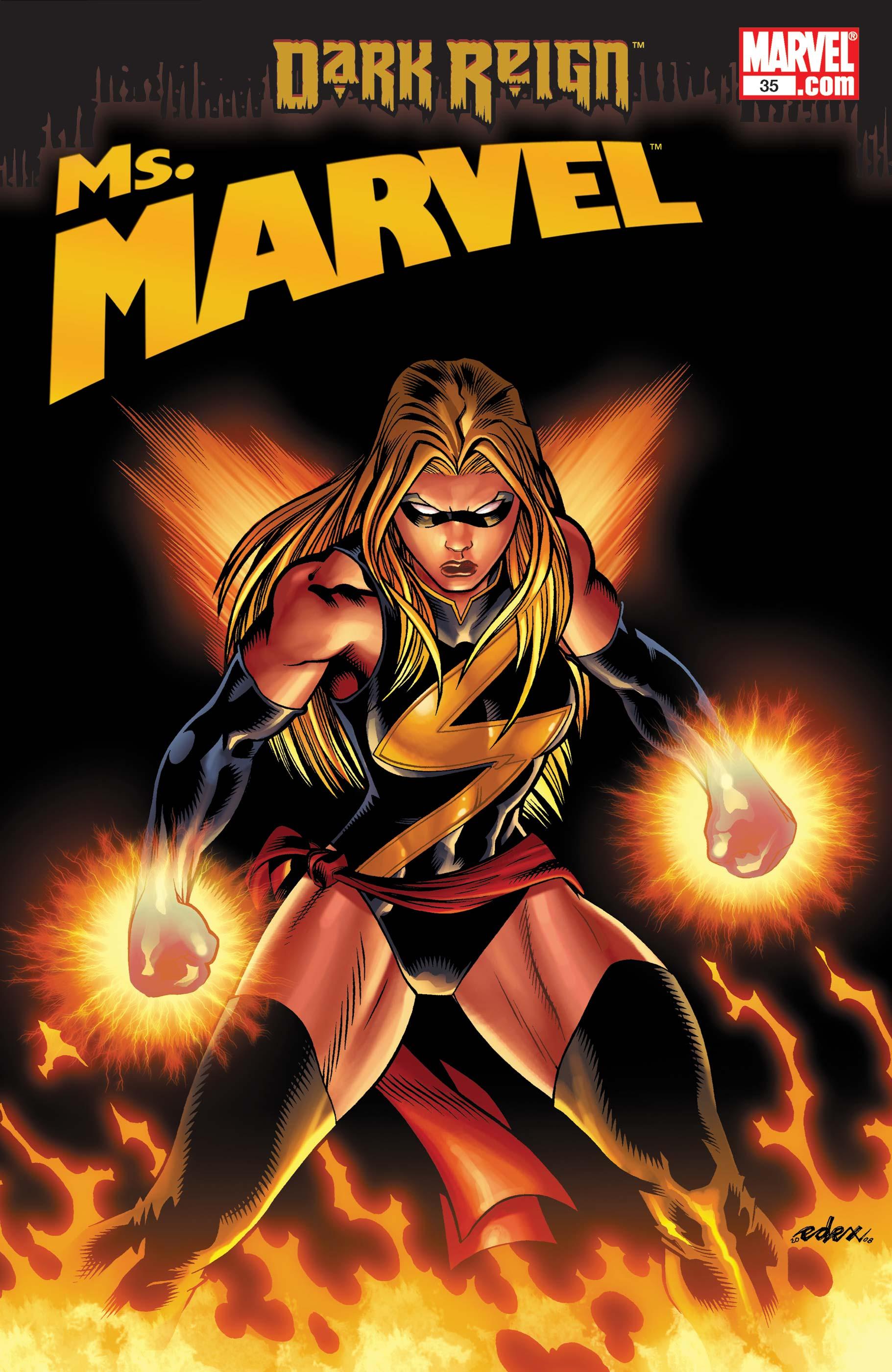 Ms. Marvel (2006) #35
