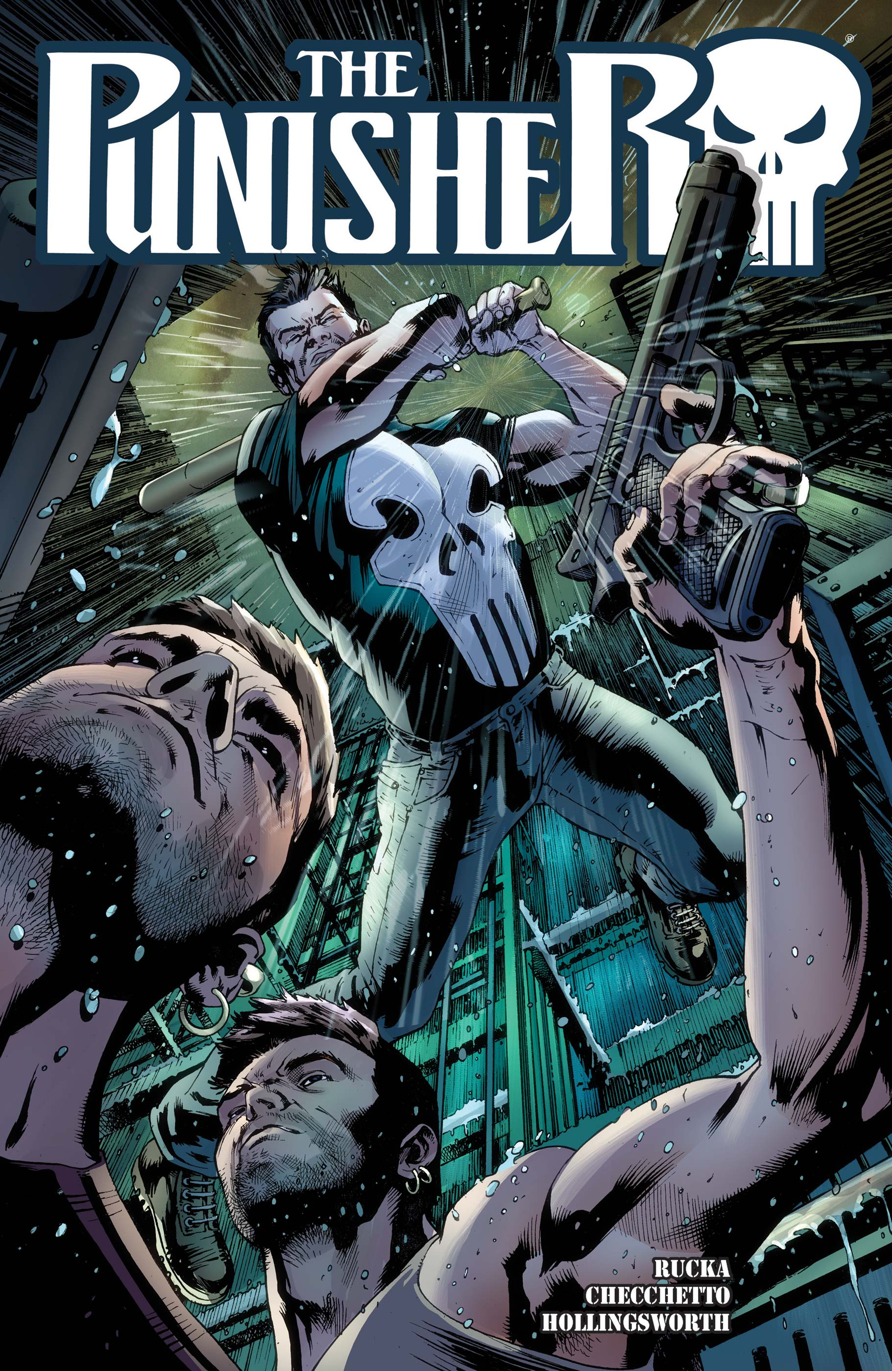 The Punisher (2011) #4