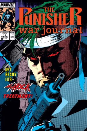 Punisher War Journal (1988) #11