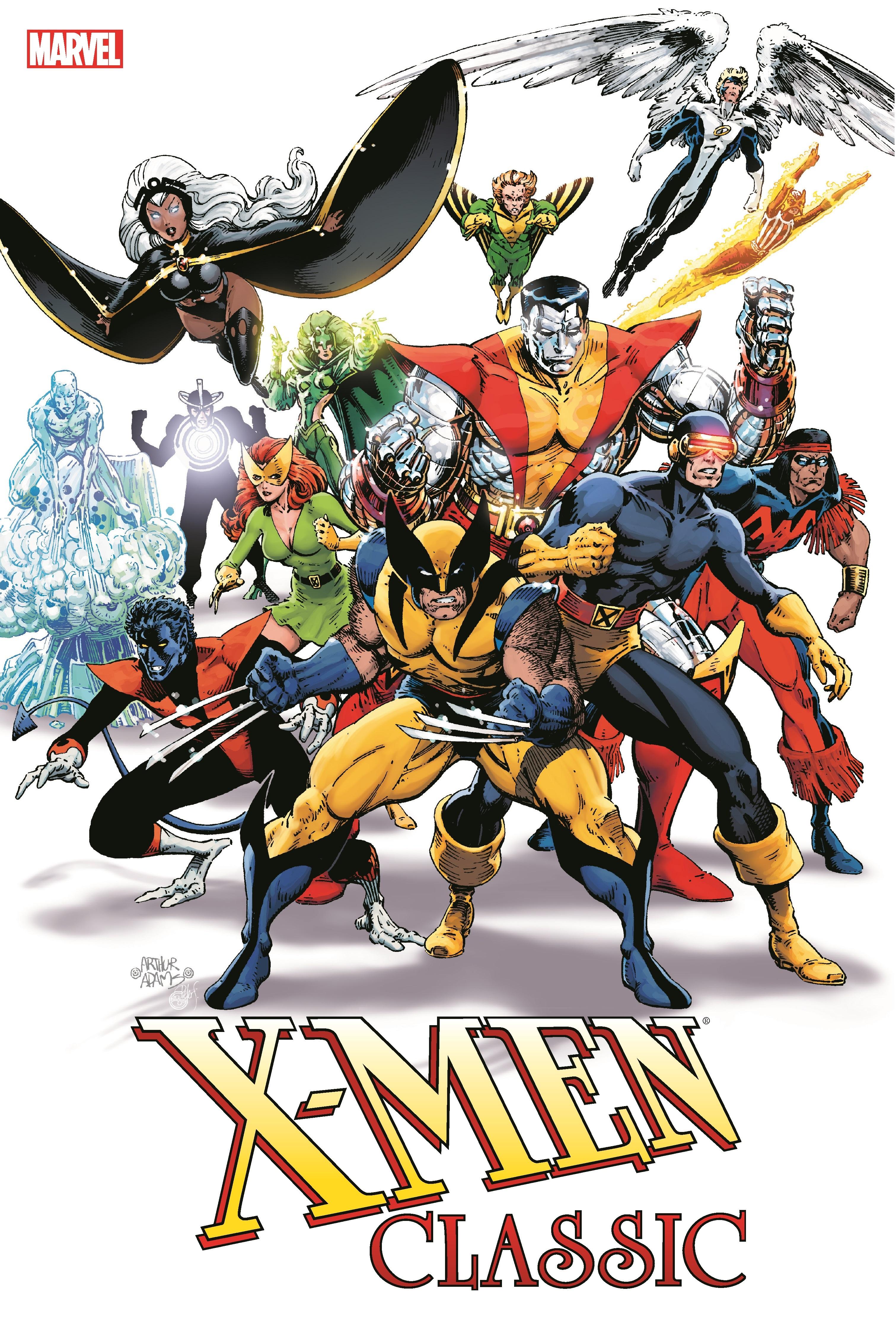 X-Men Classic (Hardcover)
