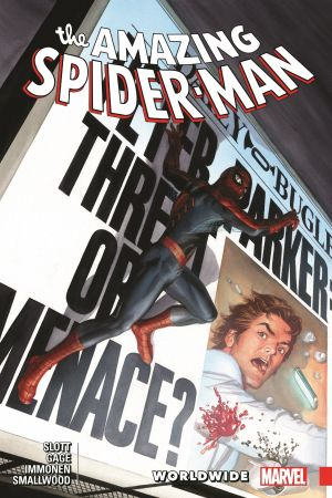 Amazing Spider-Man: Worldwide Vol. 7 (Trade Paperback)