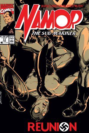 Namor: The Sub-Mariner (1990) #11