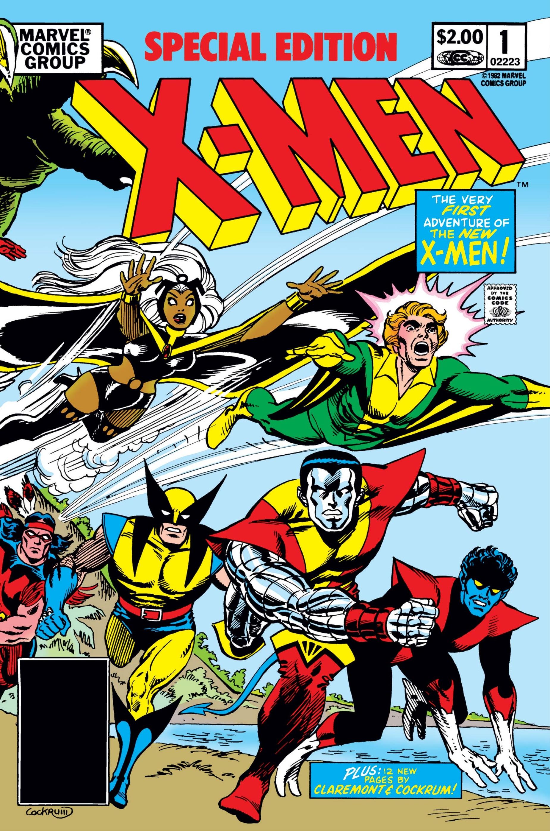 Special Edition: X-Men (1983) #1