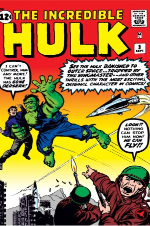 Incredible Hulk (1962) #3