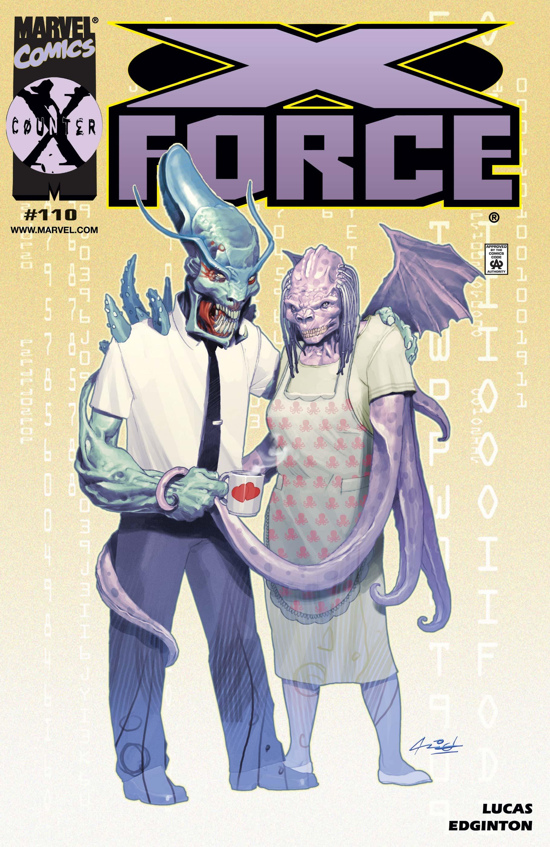 X-Force (1991) #110
