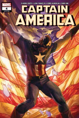 Captain America (2018) #4