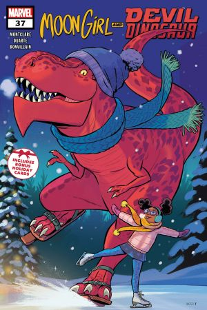 Moon Girl and Devil Dinosaur (2015) #37