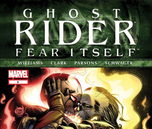 GHOST RIDER (2011) #4