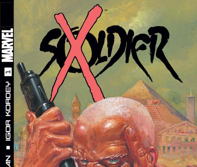 Soldier X (2002) #1