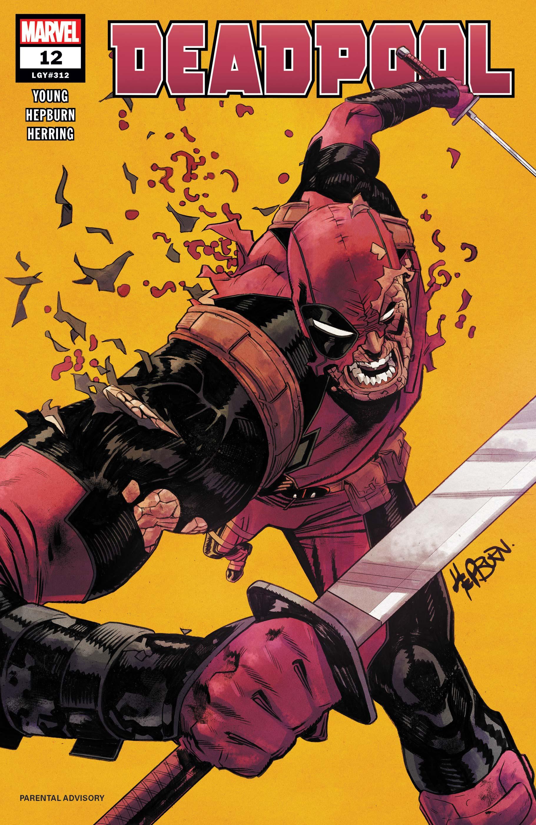 Deadpool (2018) #12