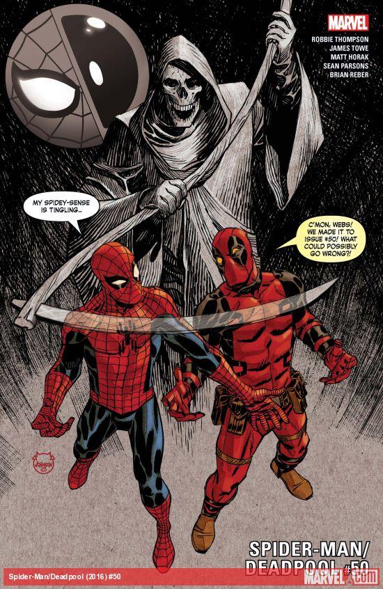 Spider-Man/Deadpool (2016) #50