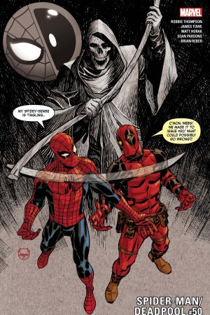 Spider-Man/Deadpool #50