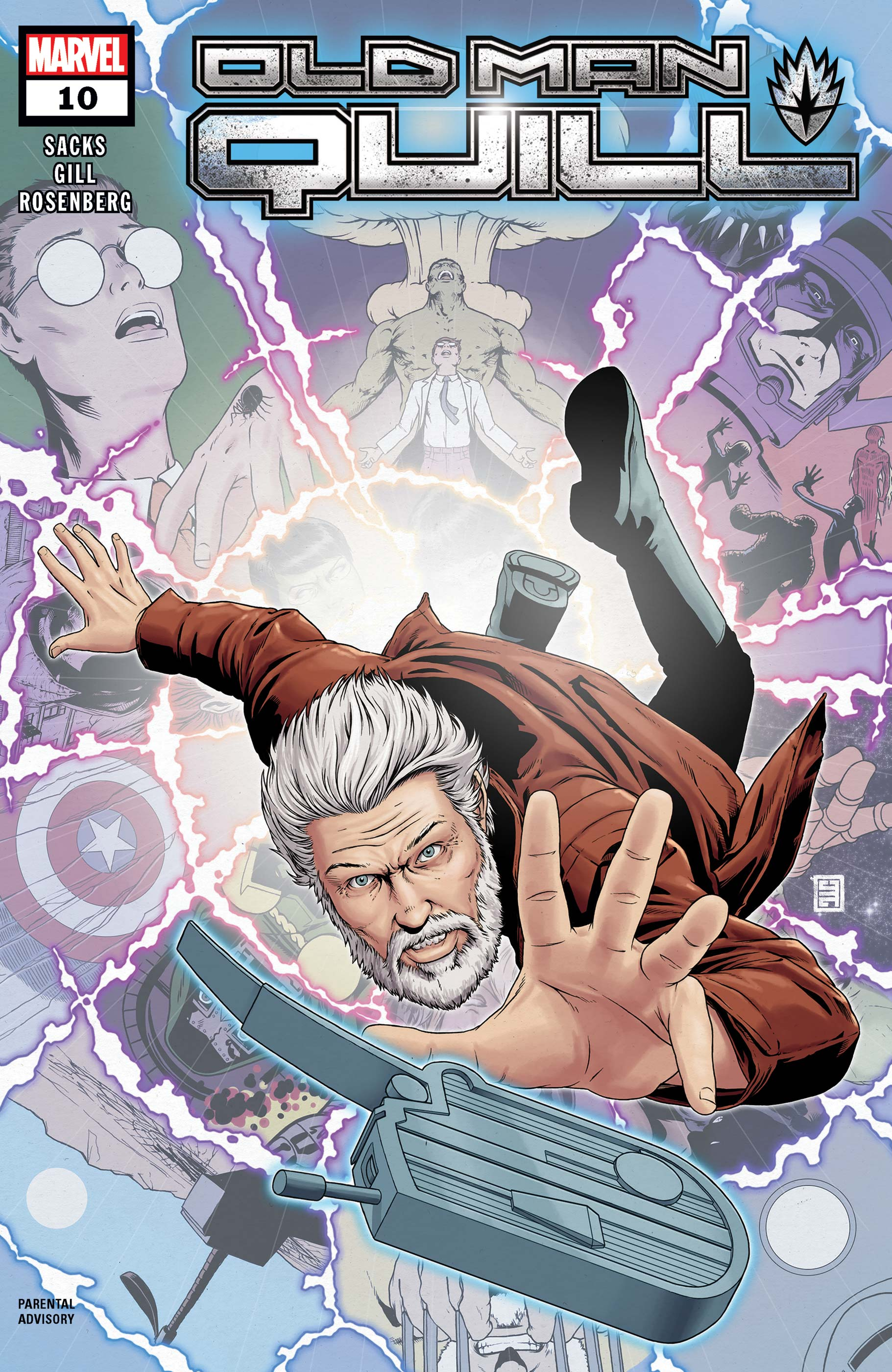 Old Man Quill (2019) #10