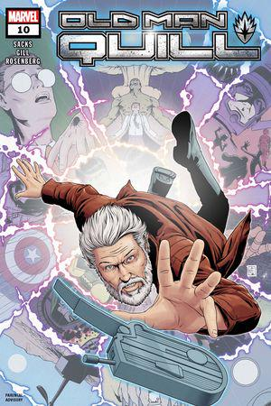 Old Man Quill #10