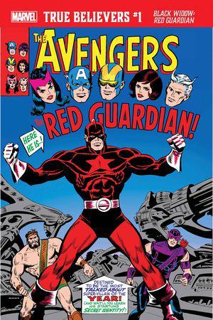 True Believers: Black Widow - Red Guardian (2020) #1