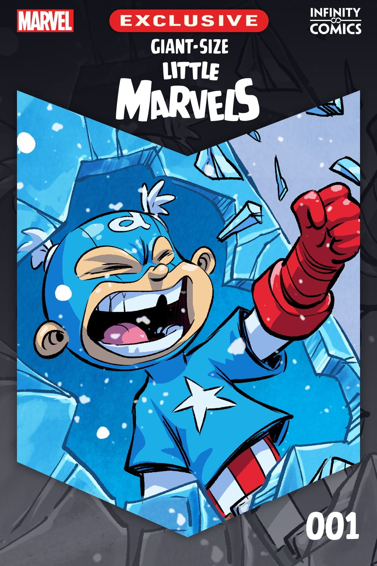 Giant-Size Little Marvels Infinity Comic (2021) #1
