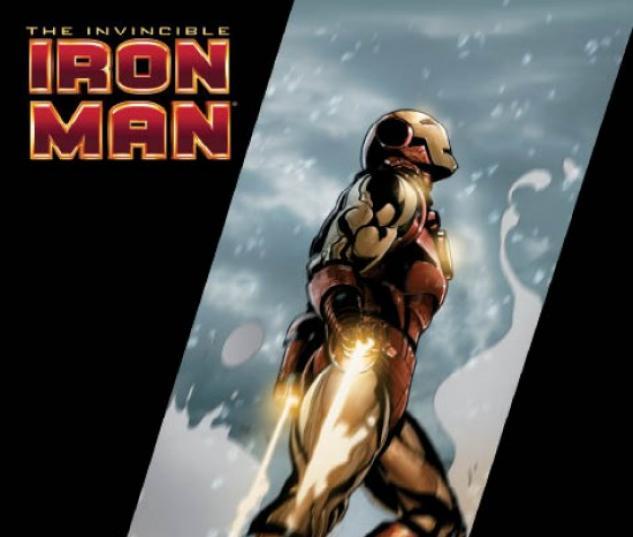 INVINCIBLE IRON MAN #17 (2ND PRINTING VARIANT)