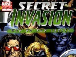 SECRET INVASION: WHO DO YOU TRUST? #1