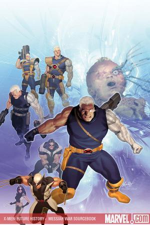 X-Men: Future History - The Messiah War Sourcebook (2009)