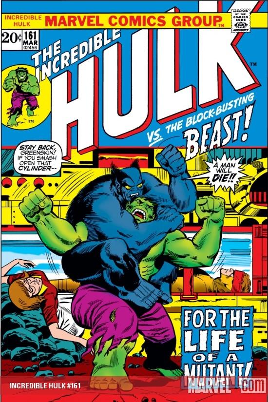 Incredible Hulk (1962) #161