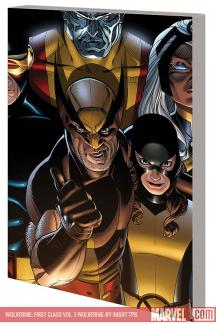 Wolverine: First Class - Wolverine-by-Night (Trade Paperback)