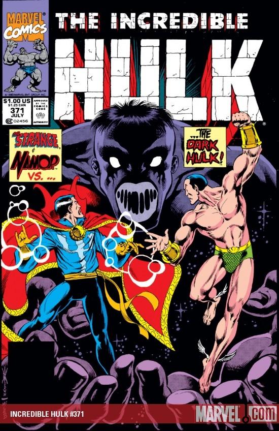 Incredible Hulk (1962) #371