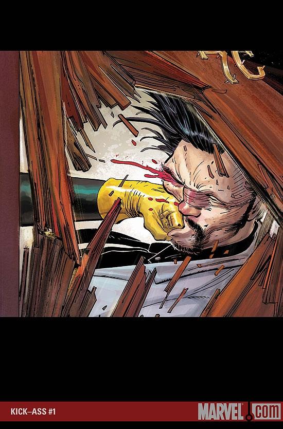 Kick-Ass (2008) #1