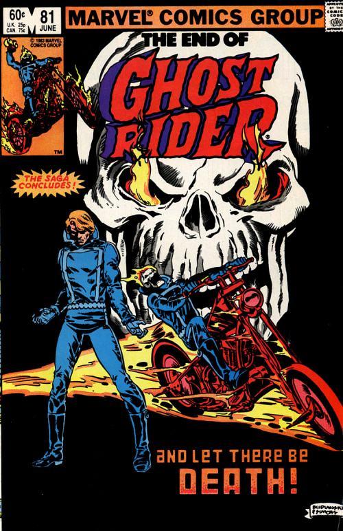 Ghost Rider (1973) #81