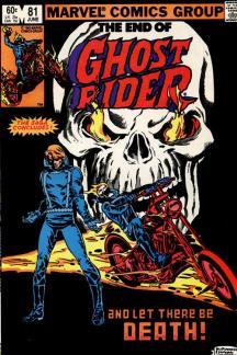 Ghost Rider #81