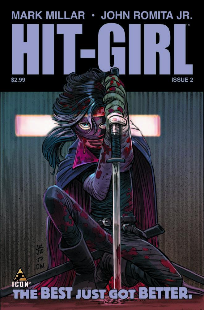 Hit-Girl (2012) #2