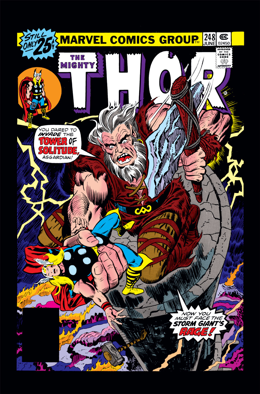 Thor (1966) #248