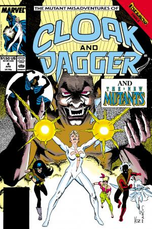 The Mutant Misadventures of Cloak and Dagger (1988) #4
