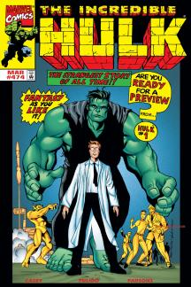 Incredible Hulk #474
