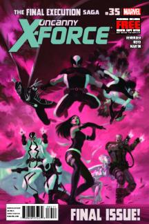 Uncanny X-Force #35