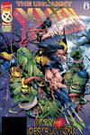 Uncanny X-Men (1963) #324 Cover