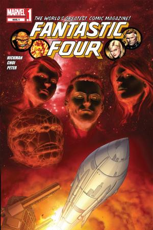 Fantastic Four #605.1