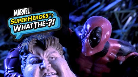 Marvel Super Heroes: What The--?! Wolverine