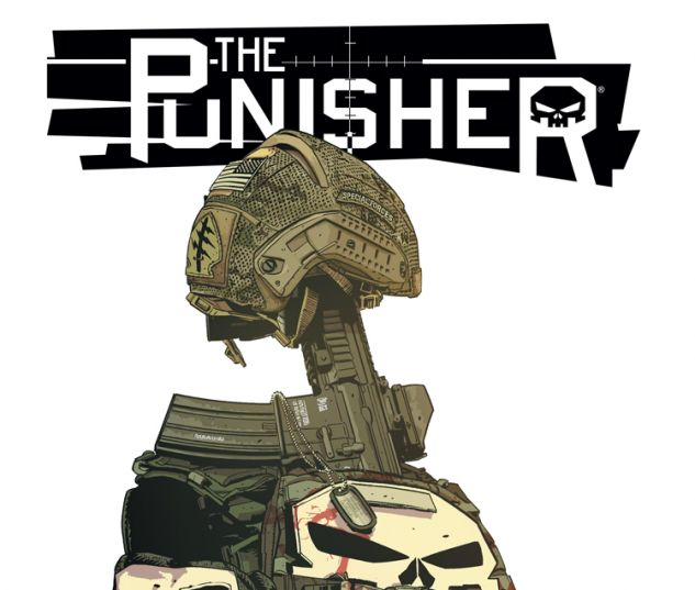 THE PUNISHER 8 (ANMN, WITH DIGITAL CODE)