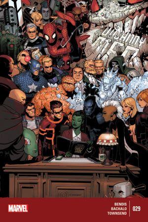 Uncanny X-Men #29