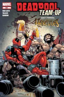 Deadpool Team-Up (2009) #899