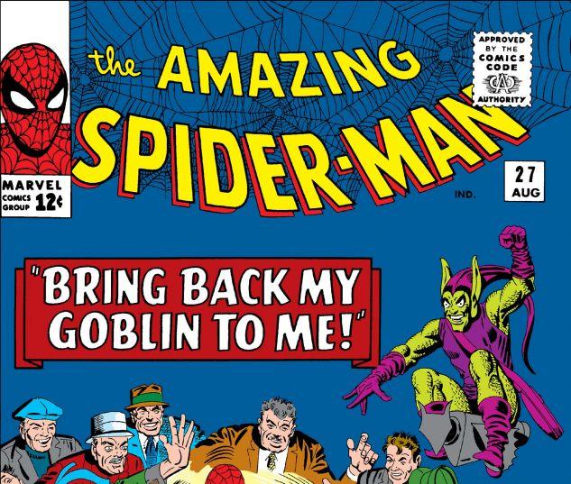 Amazing Spider-Man (1963) #27