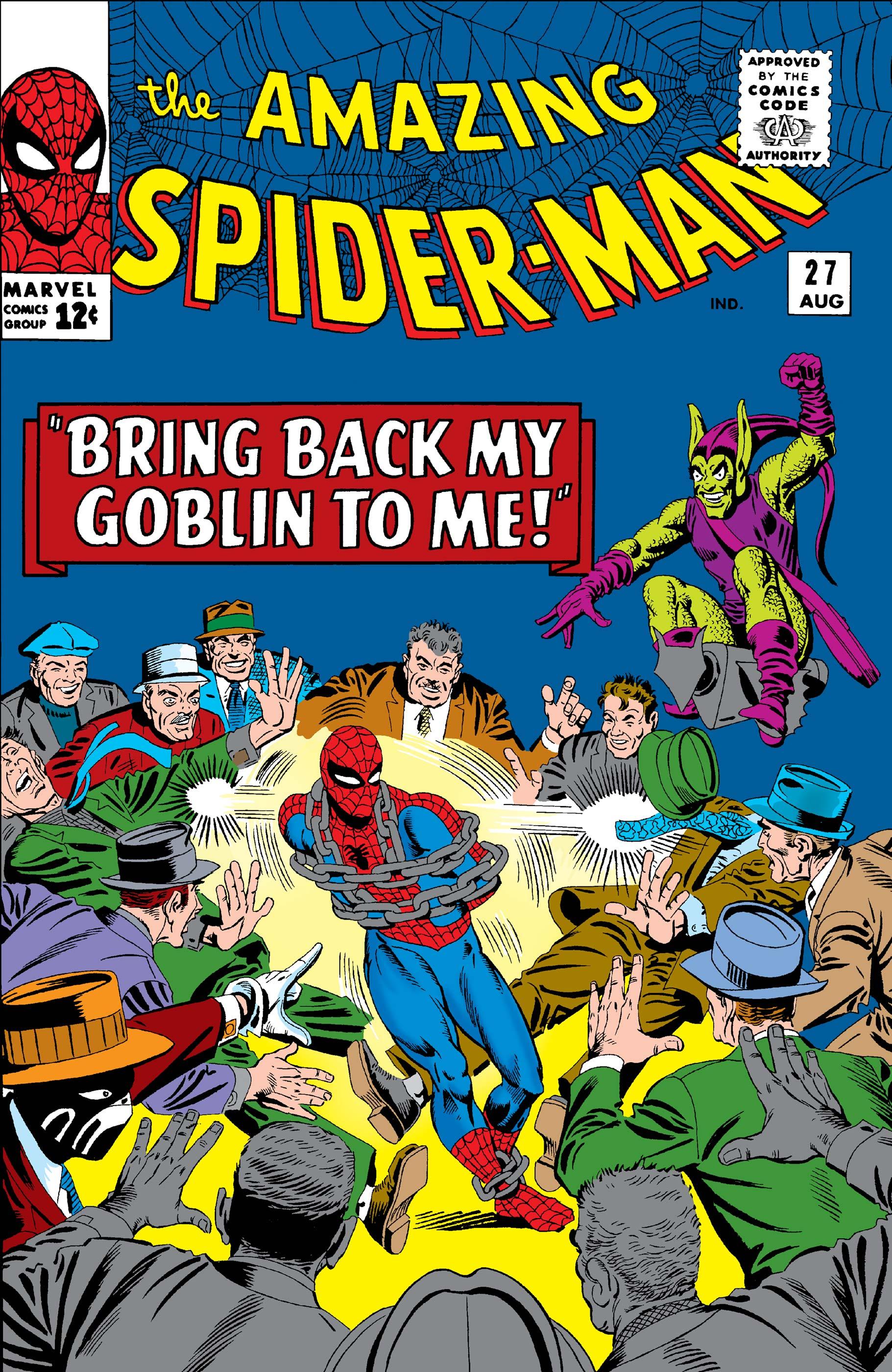 The Amazing Spider-Man (1963) #27