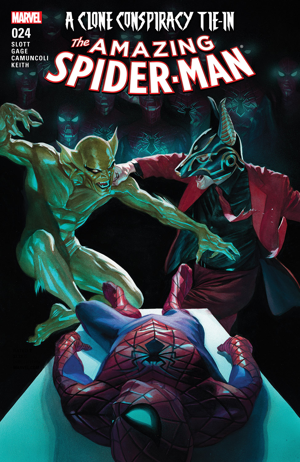 The Amazing Spider-Man (2015) #24
