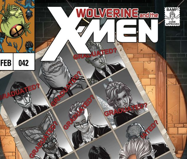 Wolverine & the X-Men (2011) #42